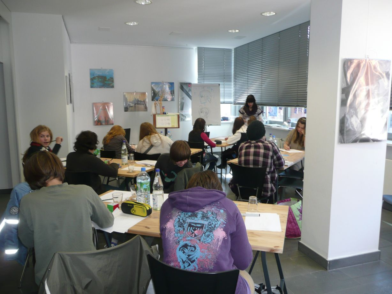 Manga Workshop - Copyright transfer.buecher und medien.